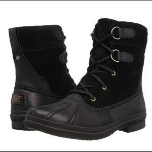 UGG Azaria Waterproof Leather Boot